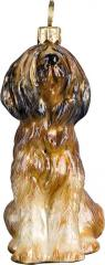 Briard Dog Ornament