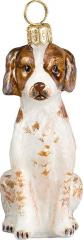 Brittany Dog Ornament