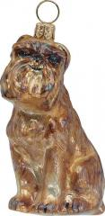Brussels Griffon Dog Ornament