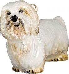 Coton de Tulear Dog Ornament