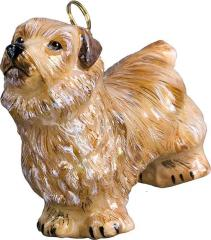 Norfolk Terrier Dog Ornament