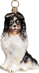 Shetland Sheepdog (Tri) Dog Ornament