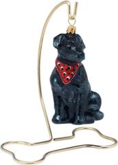 Dog Bone Ornament Stand<br /> (Ornament Not Included)