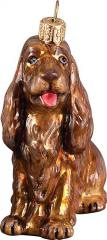 Sussex Spaniel Dog Ornament