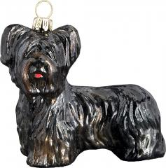 Skye Terrier Dog Ornament