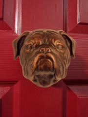 Bulldog Dog Knocker