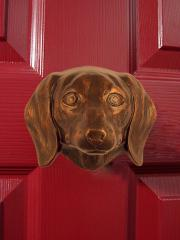 Dachshund Dog Knocker