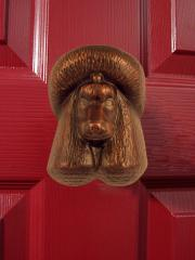 Poodle Dog Knocker