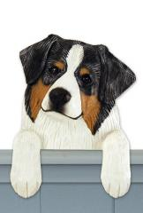 Australian Shepherd Door Topper