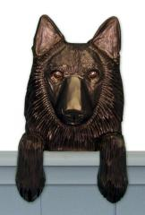 Belgian Sheepdog Door Topper