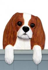 Cavalier King Charles Spaniel Door Topper