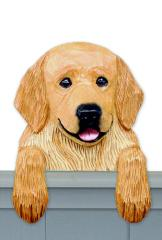 Golden Retriever (Pet) Door Topper