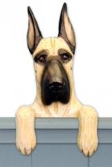 Great Dane Door Topper