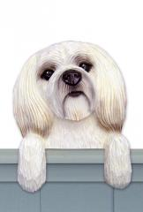 Lhasa Apso (Puppy) Door Topper