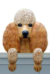 Poodle Door Topper