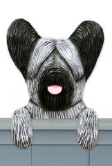 Skye Terrier Door Topper
