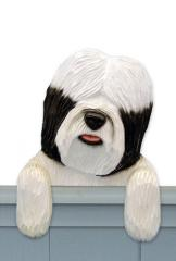 Tibetan Terrier Door Topper