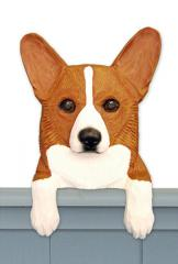 Pembroke Welsh Corgi Door Topper