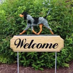 Bluetick Coonhound Welcome Stake