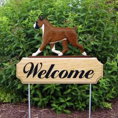 Boxer Welcome Stake - Fawn