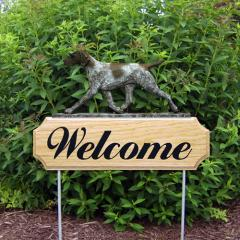 German Shorthaired Pointer Welcome Stake
