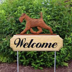 Irish Terrier Welcome Stake