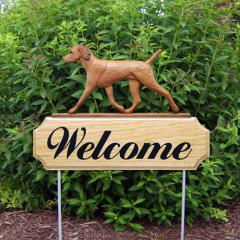 Vizsla Welcome Stake