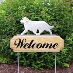 Clumber Spaniel Welcome Stake