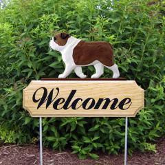 English Bulldog Welcome Stake