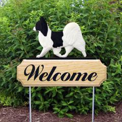 Papillon Welcome Stake