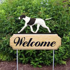English Pointer Welcome Stake