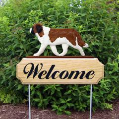Saint Bernard Welcome Stake
