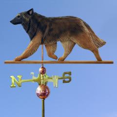 Belgian Tervuren Dog Weathervane