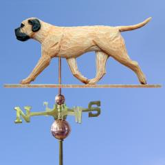 Bullmastiff Dog Weathervane