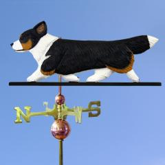 Welsh Corgi (Cardigan) Dog Weathervane