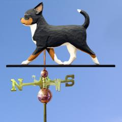 Chihuahua Dog Weathervane
