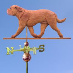 Dogue de Bordeaux Dog Weathervane