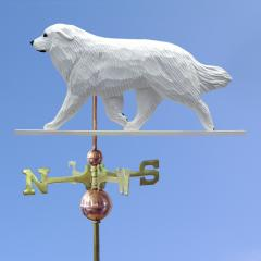 Great Pyrenees Dog Weathervane