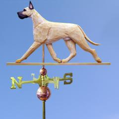 Great Dane Dog Weathervane
