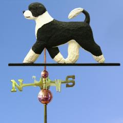 Portuguese Water Dog Weathervane