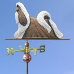 Shih Tzu Dog Weathervane