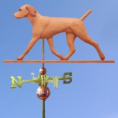 Vizsla Dog Weathervane