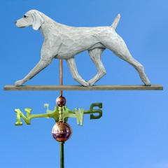 Weimaraner Dog Weathervane