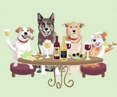 Mutts Dog's WINEing