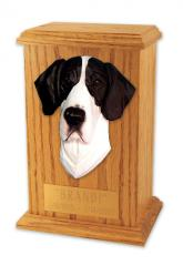 Great Dane - Natural Memorial Urn