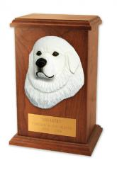 Great Pyrenees Memorial Urn