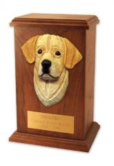 Labrador Retriever Memorial Urn