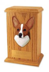 Welsh Corgi Pembroke Memorial Urn
