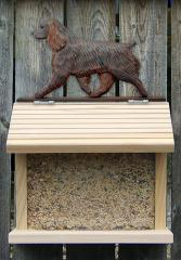 Boykin Spaniel Dog Bird Feeder