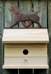 Boykin Spaniel Dog Bird House